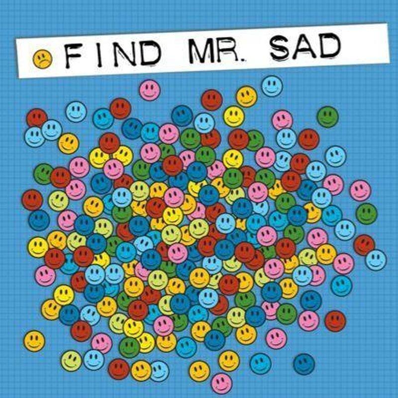 Quote - Find Mr Sad