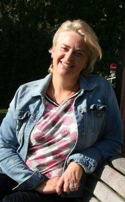 Rouwcoach Marinka de Groot - neem contact op voor rouwbegeleiding - Traan en een Lach